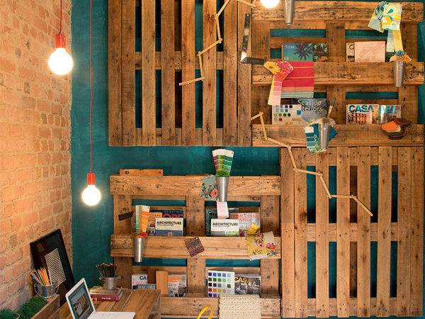 Stunning Pallet Wall Designs Home Tree Atlas