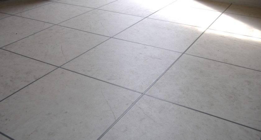 Stunning White Vinyl Flooring Bathroom Tile Effect