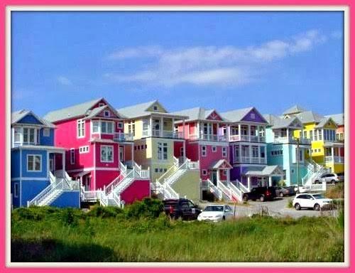Stylishbeachhome Beach House Exteriors Bright