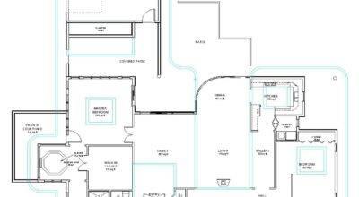 Suburban Beach Unique House Floor Plans