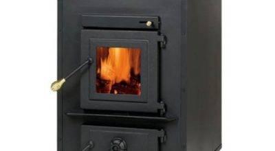 Summer Heat Add Wood Furnace