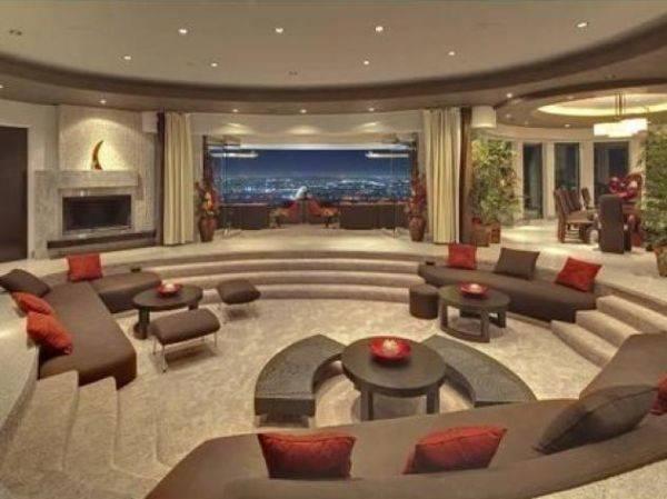 Sunken Living Room Designs Home Design