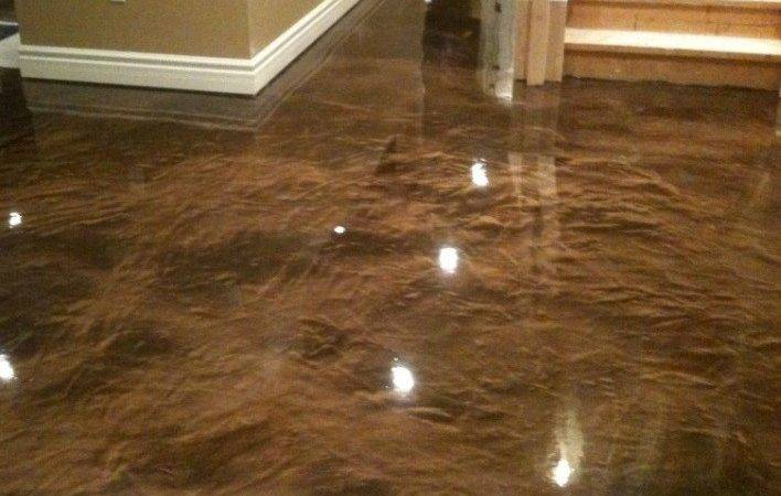 Surprising Basement Flooring Options Exterior