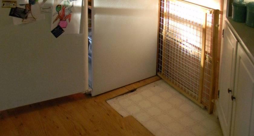 Take Old Laminate Flooring Mobile Home Kitchen