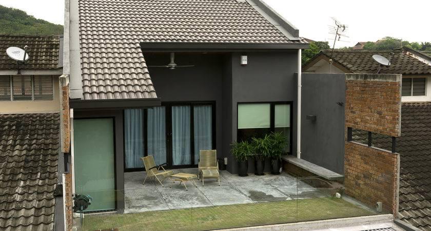Terrace Drtan Architect