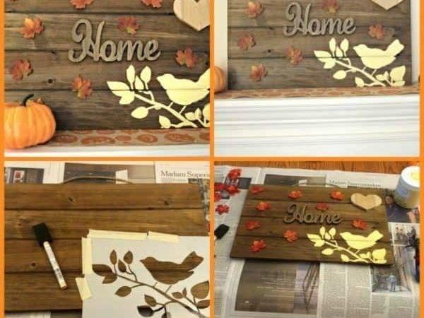Terrific Pallet Thanksgiving Craft Ideas Pallets