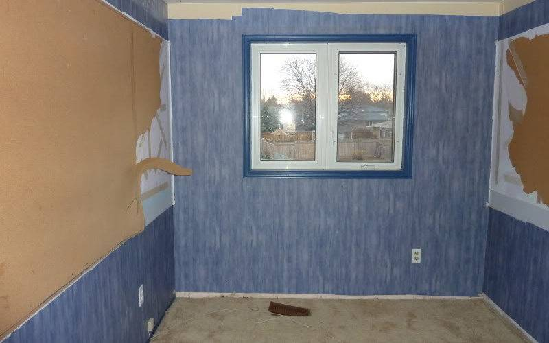 Textured Wall Coverings Fix Bad Cheap