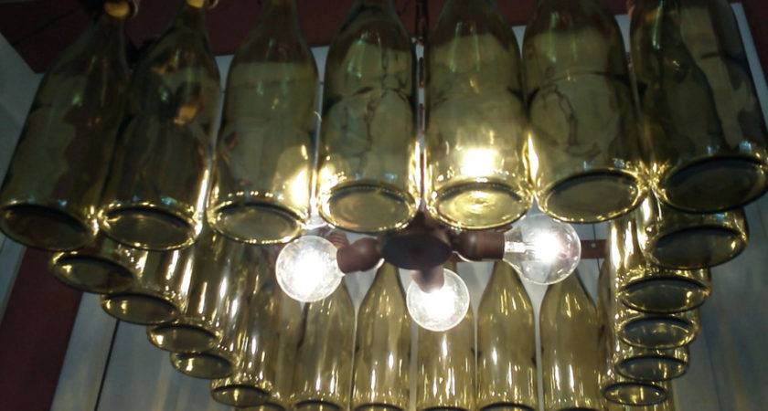 Theandroidworkshop Pull Chain Chandelier