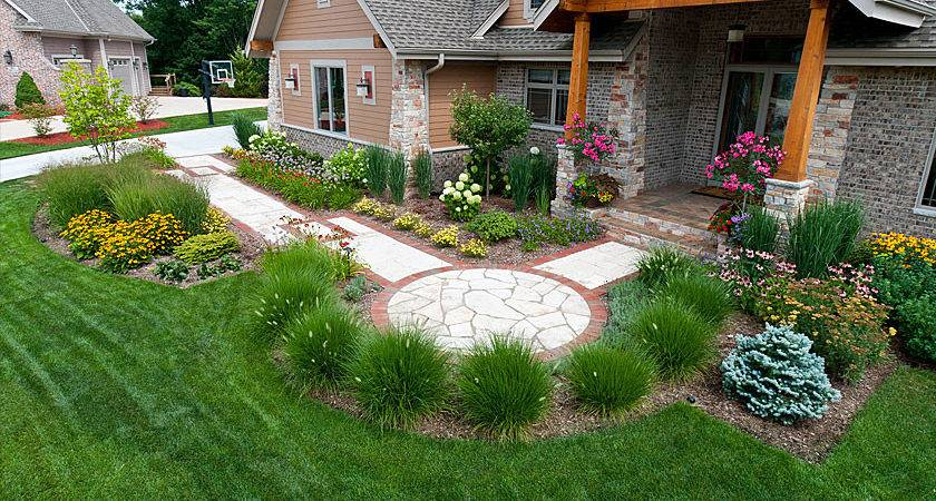 These Front Yard Patio Ideas Inspiring