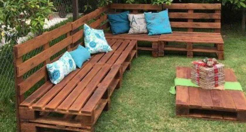 Things Made Out Wooden Pallets Home Interior Exterior