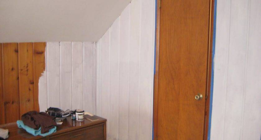 Thorough Steps Painting Over Wood Paneling