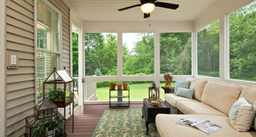 Three Season Porch Type Home Ideas Collection