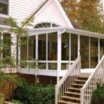 Three Season Screened Porch Designs
