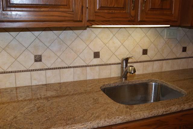 Tile Backsplashes Kitchen Other Metro Unique