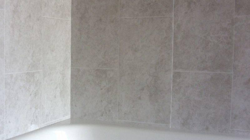 Tile Effect Bathroom Wall Panels Marquee