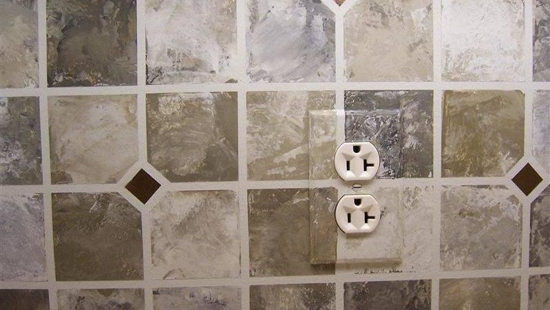 Tile Outlet Covers Design Ideas