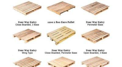 Timber Used Wood Pallets More Natural