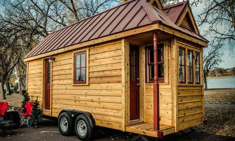 Tiny Houses Trailers Can Pull Behind Truck