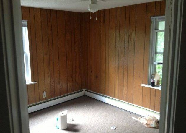 Tips Paint Over Paneling Room Painting Color