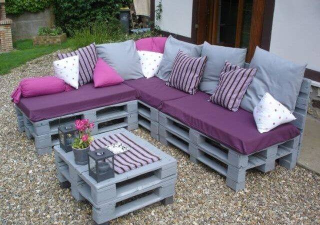 Top Diy Pallet Sofa Ideas Pallets
