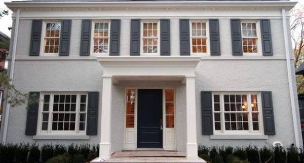 Top Exterior House Shutters Ideas Best Windows