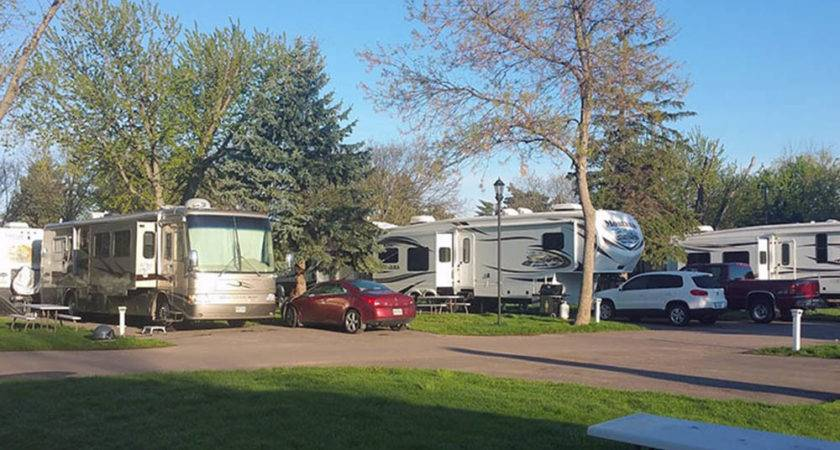 Tower Campground Sioux Falls Parks