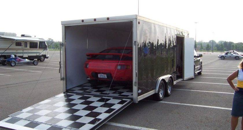 Trailer Floor Covering Rennlist Porsche