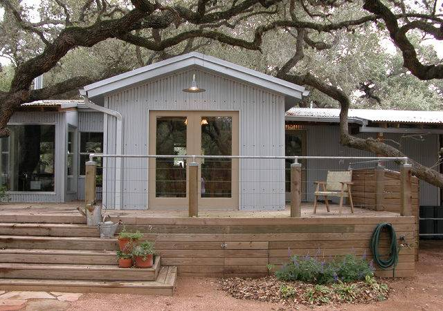 Trailer House Remodel Industrial Exterior Other
