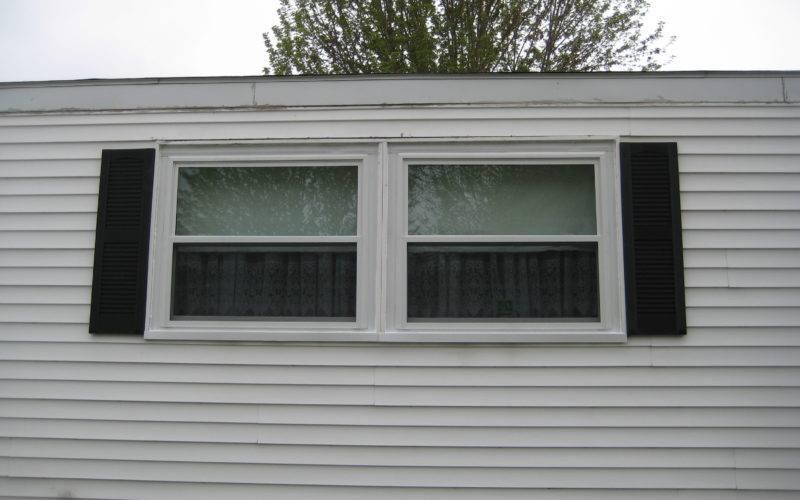 Trailer House Window Replacement Vinyl