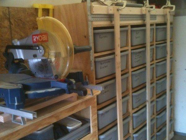 Trailer Storage Utility Ideas