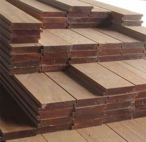 Trailerdecking Exotic Hardwood Trailer Flooring