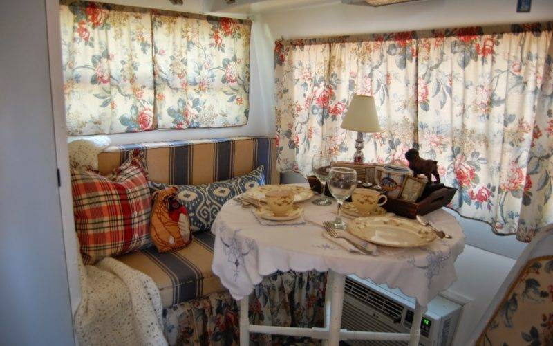 Travel Trailer Decorating Ideas