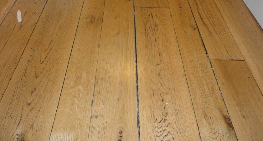 Treat Hard Wood Floors After Warped