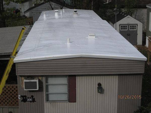 Treder Sons Mobile Home Roofing