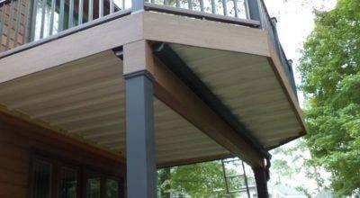 Two Story Deck Design Ideas Archadeck Louis Decks