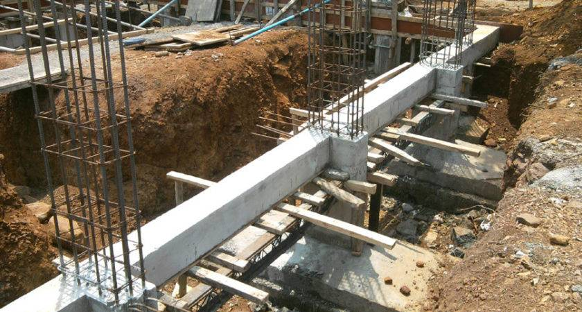 Types Foundations Building Construction Understand