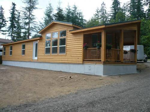 Underpinning Mobile Home Photos Bestofhouse