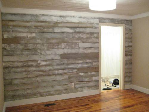 Unexpected Uses Wood Plank Flooring