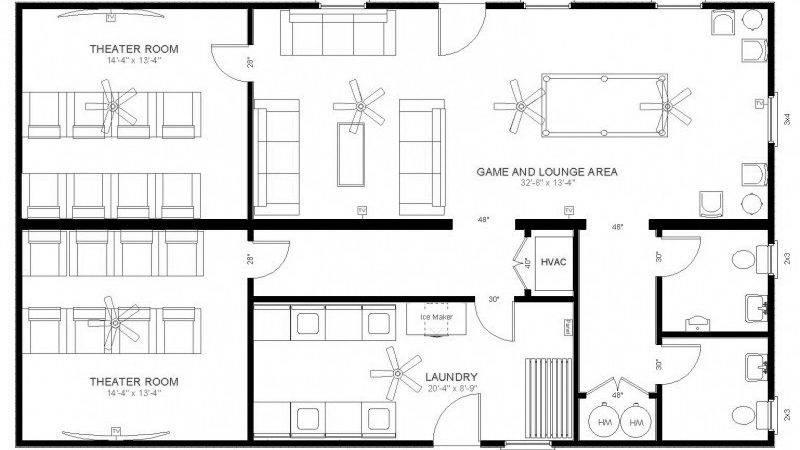 Unique Draw Home Addition Plans Nikibi Box