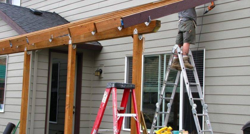 Unschooling Deck Roof