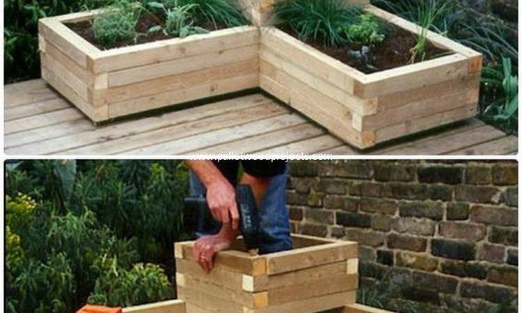 Upcycled Wood Pallet Projects