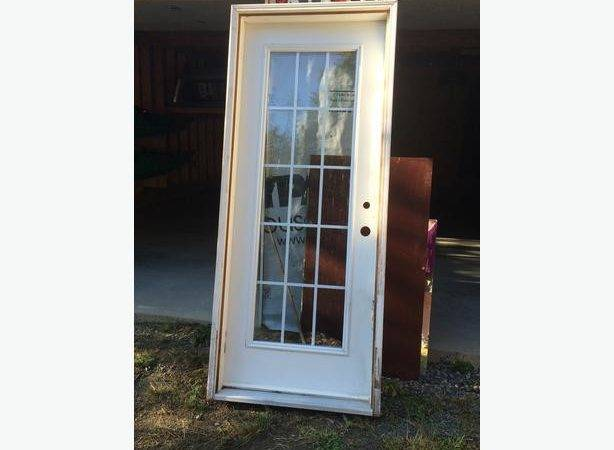 Used Mobile Home Doors Exterior Photos Back