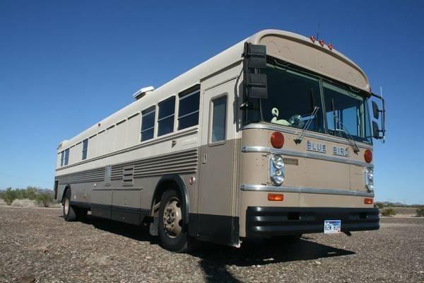 Used Rvs Blue Bird All American Conversion Bus