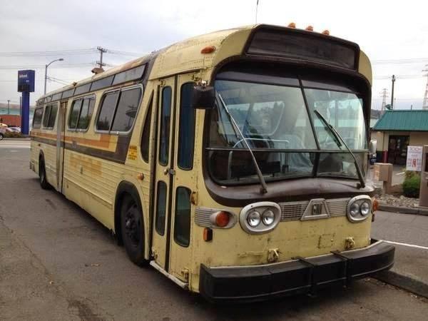 Used Rvs Gmc Diesel Bus Motorhome Conversion Sale