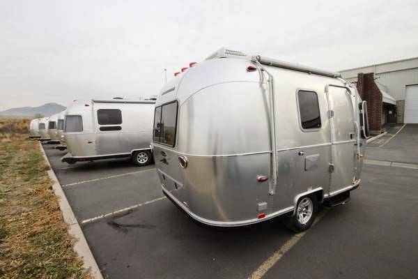 Used Rvs Small Trailer Airstream Sport