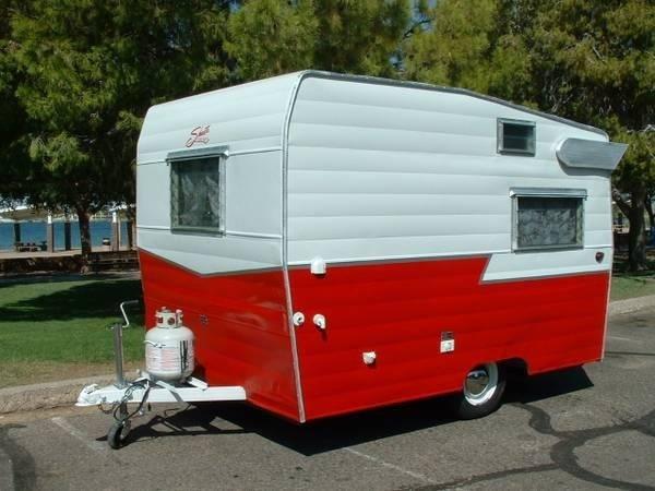 Used Rvs Vintage Shasta Camper Sale Owner