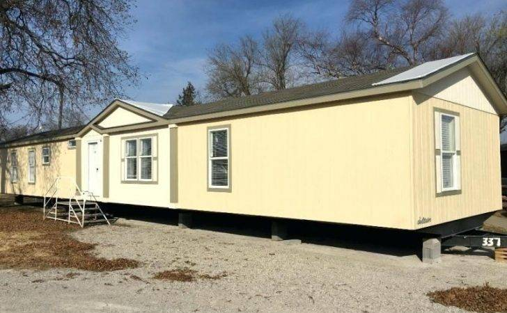 Used Solitaire Mobile Homes Sale Oklahoma Double