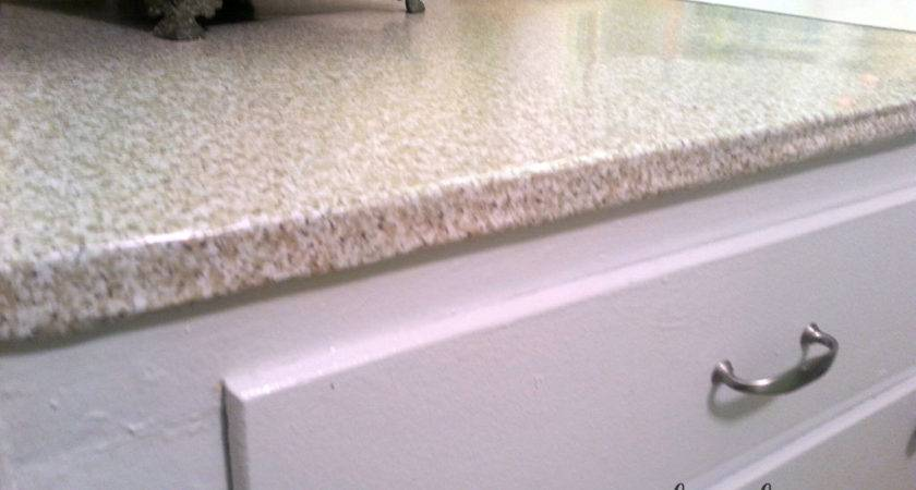 Using Contact Paper Cover Redo Countertops Kitchen