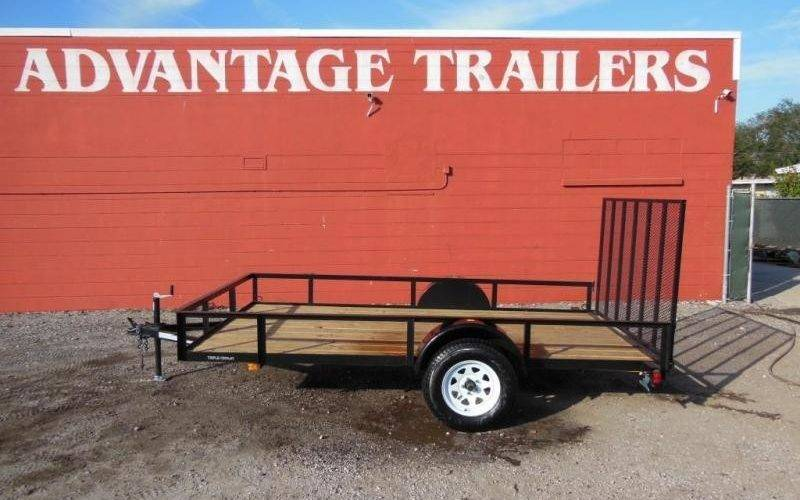 Utility Trailers Advantage Trailer Company New Used
