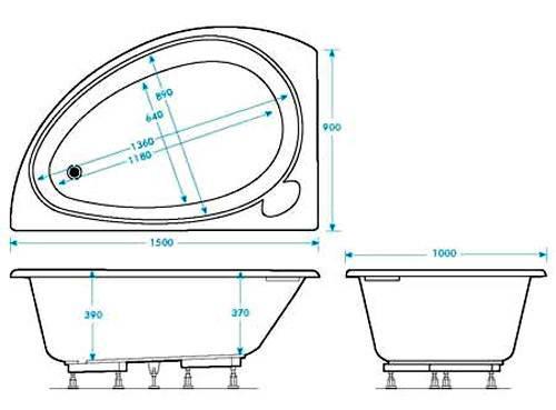 Utility Tub Best Standard
